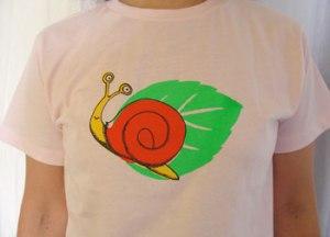 snail-t-shirts