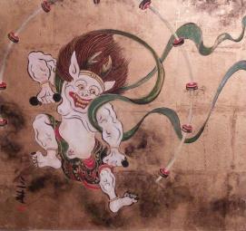 Raijin, Mieko Arai