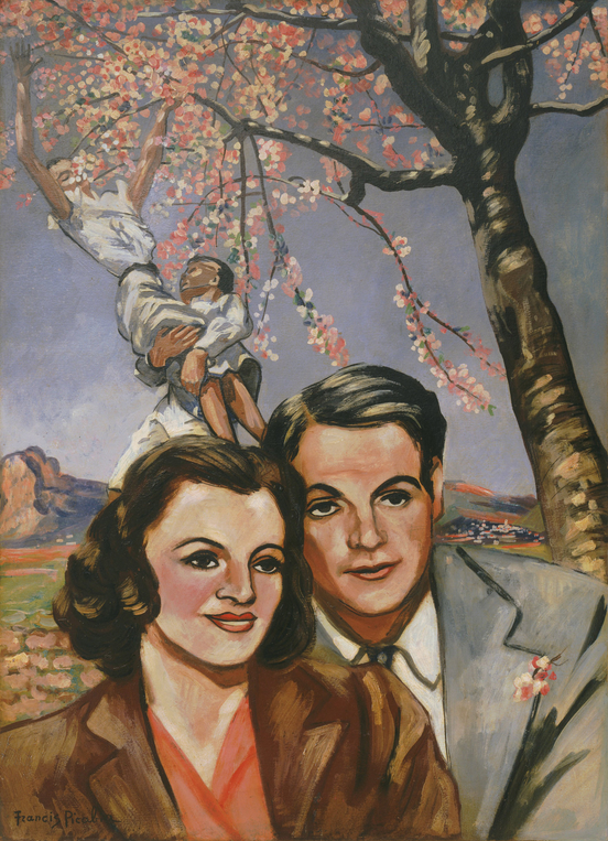 francis-picabia-portrait-dun-couple-portrait-of-a-couple