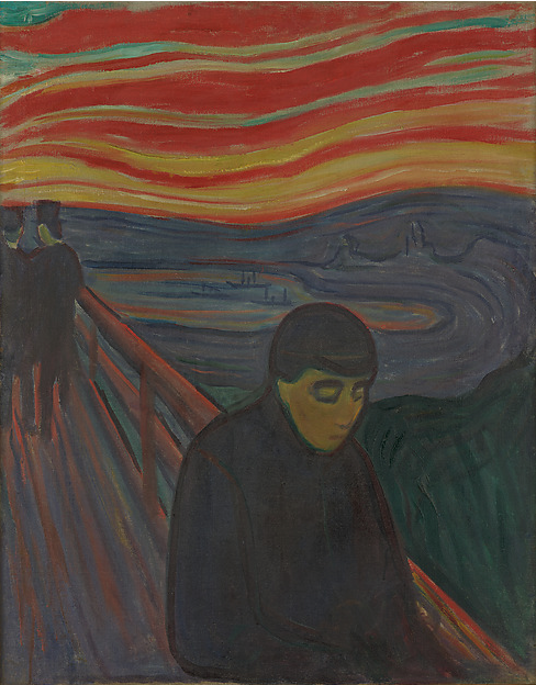 Munch-despair