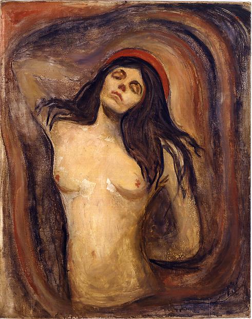 Munch-madonna