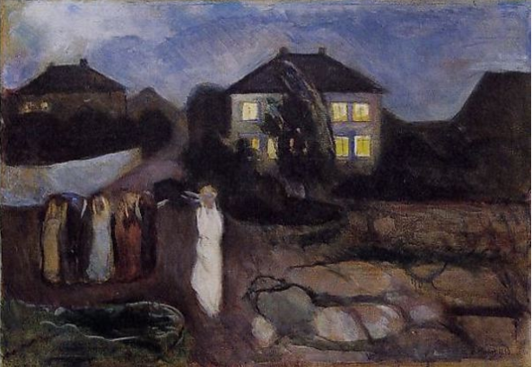 Munch-thestorm